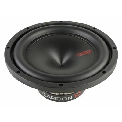 Audio System CARBON 10 250mm-es autóhifi mélynyomó