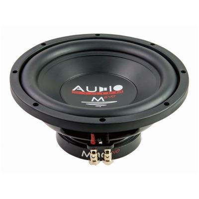 Audio System M 12 EVO 300mm-es mélynyomó 500watt RMS