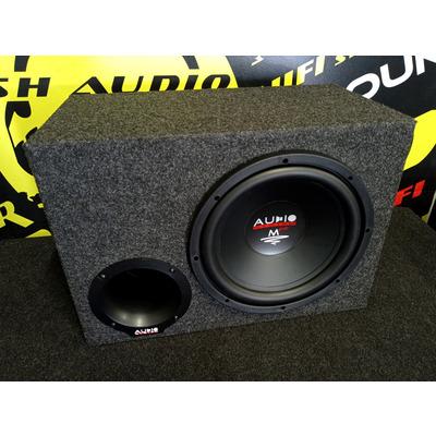 Audio System M 12 EVO bass reflex mélyláda 500watt RMS
