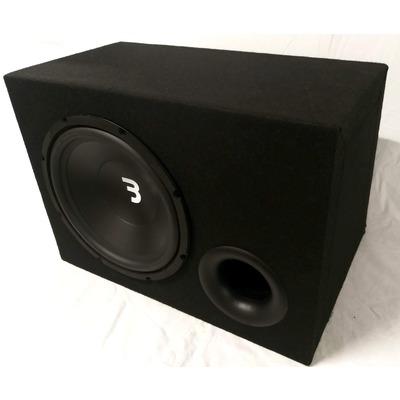 Bass Habit P300 bass reflex mélyláda