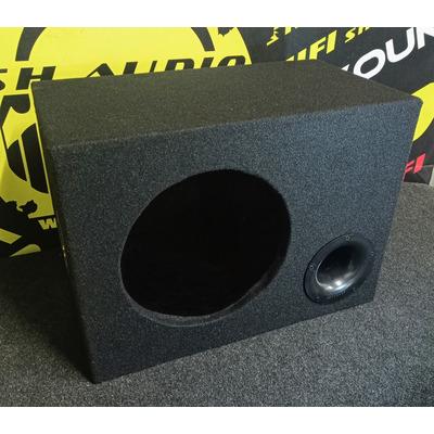 Bass reflex mélyláda, 30cm(12coll) méretű mélynyomó részére
