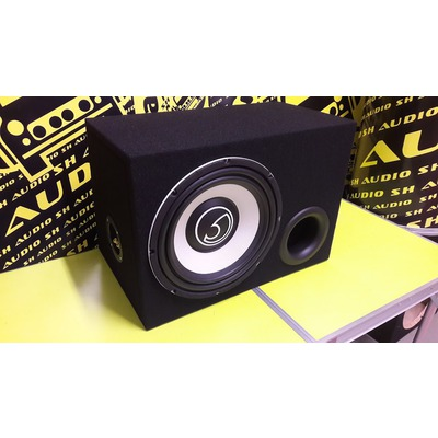 Bassface Audio SPL 12.1 mélyláda,Bass-reflex,1300watt