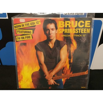 Bruce Springsteen-Born in the USA