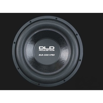 DLD 500+ PRO mélynyomó 600watt RMS