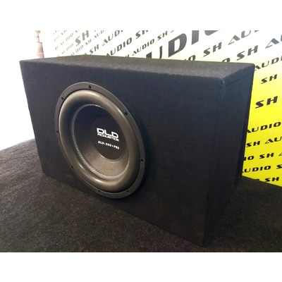 DLD 500+ PRO mélynyomó 600watt RMS bass-reflex ládában