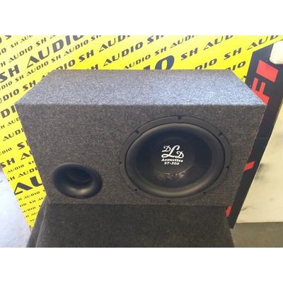 DLD ST-300 mélynyomó 50 Literes bass reflex ládában