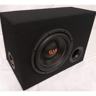 Gas Audio Alpha 10D2 mélyláda 700watt