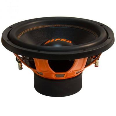 GAS Audio ALPHA 12D2 mélynyomó 30cm, 2x2ohm