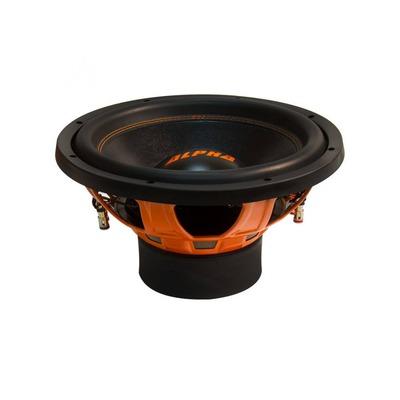 GAS Audio ALPHA 15D2 mélynyomó 38cm, 2x2ohm