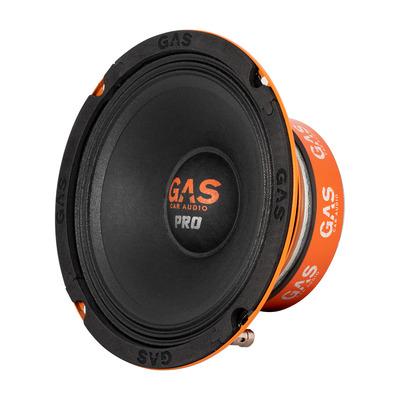 Gas Audio mélyközép hangszóró párban, 16,5 cm átmérő, 8ohm
