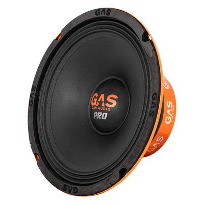 Gas Audio mélyközép hangszóró párban, 20cm átmérő, 8ohm
