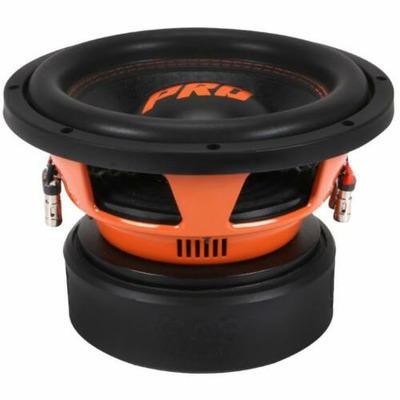 GAS Audio PRO 10D2 mélynyomó 1000watt RMS, 25cm