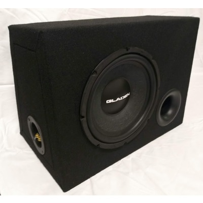 Gladen Audio Alpha 10 Bass reflex mélyláda