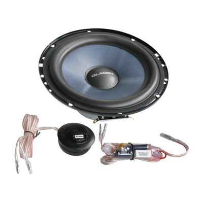 Gladen Audio ALPHA 165 két utas autóhifi hangszóró
