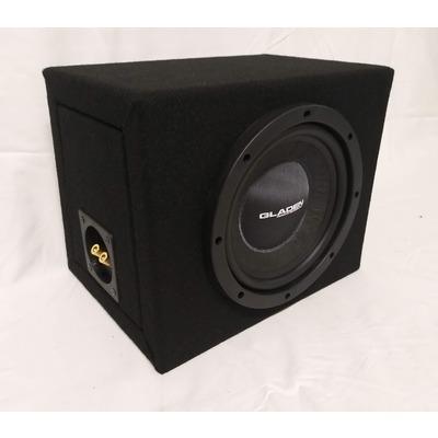Gladen Audio RS 08 zárt mélyláda, kis méret!