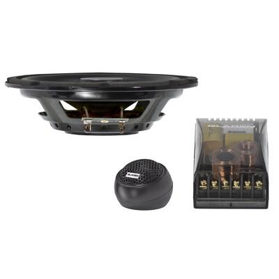 Gladen Audio RS 165 SLIM két utas szuper lapos autóhifi hangszóró szett