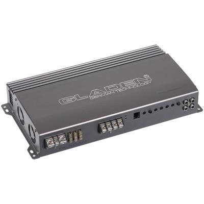 Gladen Audio SPL 1000c1 autóhifi 1 csatornás nagy teljesítményű erősítő