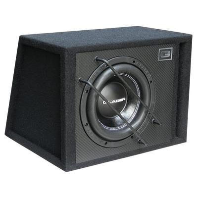 Gladen Audio SQX 08 VB autóhifi subwoofer reflex dobozban