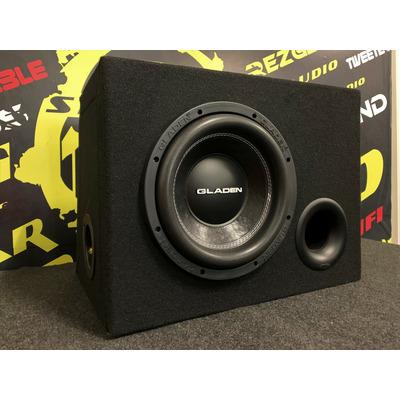Gladen Audio SQX 10 bass reflex mélyláda