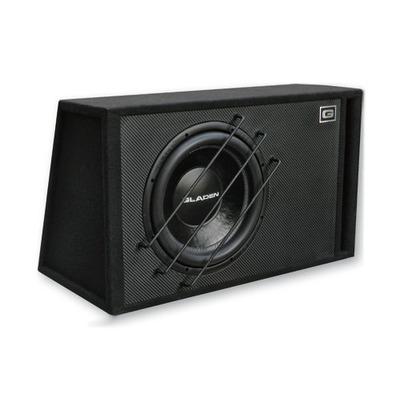 Gladen Audio SQX 12 VB autóhifi subwoofer reflex dobozban