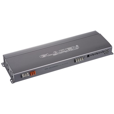 Gladen Audio XL 275c2 autóhifi 2 csatornás nagy teljesítményű erősítő