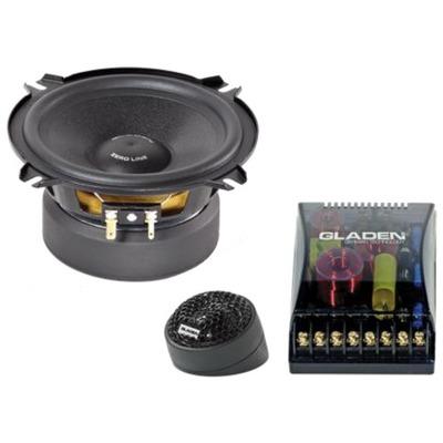 Gladen Audio Zero 130 két utas autóhifi hangszóró szett