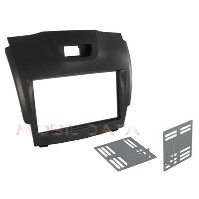 Isuzu D-Max 2012-> dupla DIN rádió beépítőkeret