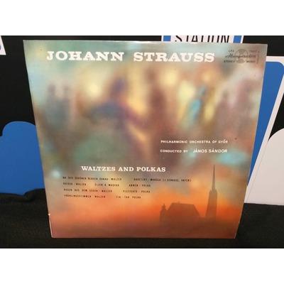Johann Strauss-Waltzes and Polkas