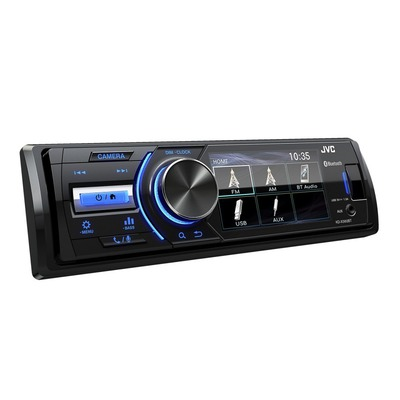 JVC KD-X560BT Mechanika nélküli Bluetooth digitális média autóhifi fejegység