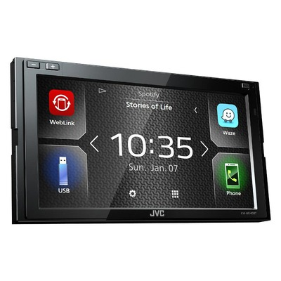 JVC KW-M540BT autós 2 DIN multimédia központ