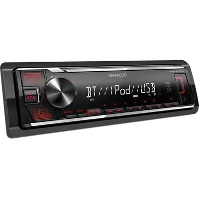Kenwood KMM-BT206 Mechanika nélküli Bluetooth USB fejegység, Spotify és Amazon Alexa támogatással