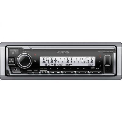 KMR-M506DAB USB, BT vízálló hajós autórádió