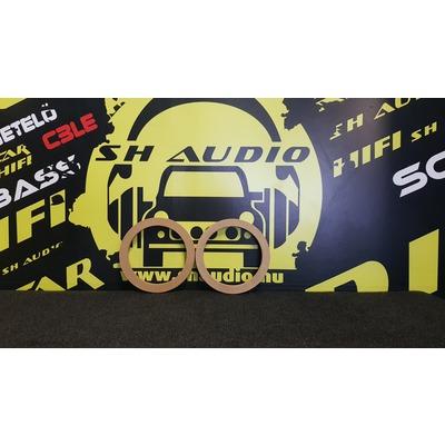 MDF Hangszóró kiemelő karika 165mm