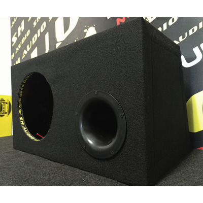 Mélyláda, üres, bass reflex, 30cm-es mélynyomó részére 75 liter