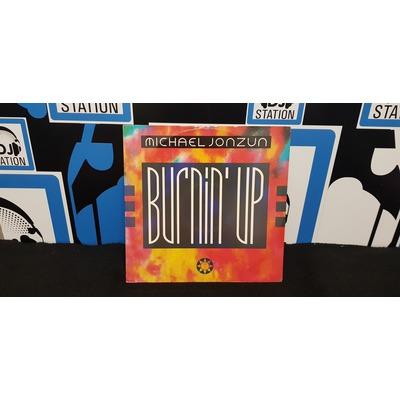 Michael Jonzun - Burnin' Up
