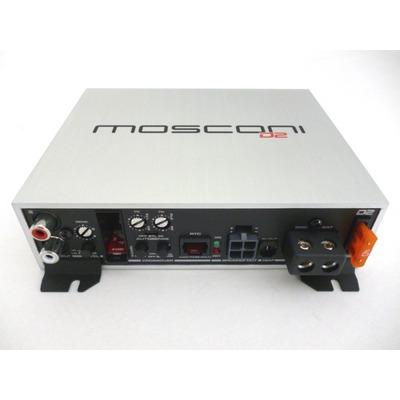 Mosconi Gladen D2 100.4 DSP Class D 4 csatornás erősítő DSP hangprocesszorral