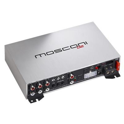 Mosconi Gladen D2 80.6 DSP Class D 6 csatornás erősítő DSP hangprocesszorral