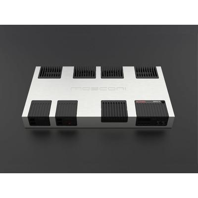Mosconi Gladen Zero 4 nagy teljesítményű High End négycsatornás autóhifi erősítő