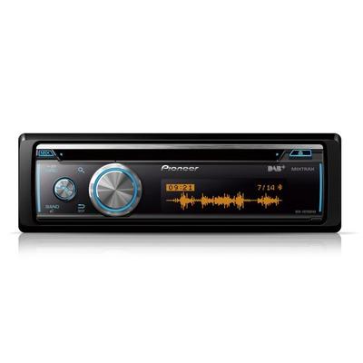 Pioneer DEH-X8700DAB 1 DIN méretű Bluetooth autórádió MP3/CD/USB/AUX bemenettel DAB+ Digital Tuner (Timeshift )