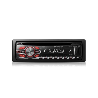 Pioneer DVH-340UB CD/MP3/DVD lejátszó, előlapi USB bemenettel