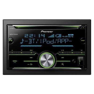 Pioneer FH-X730BT autóhifi fejegység dupla DIN CD tuner Bluetooth, USB és a Spotify