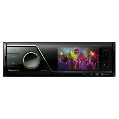Pioneer MVH-8300BT Bluetooth Digital Media vevő 3-inch képernyővel