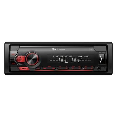 Pioneer MVH-S120UI autórádió Előlapi USB, Aux-in bemenettel Android támogatással (1 RCA kimenet)