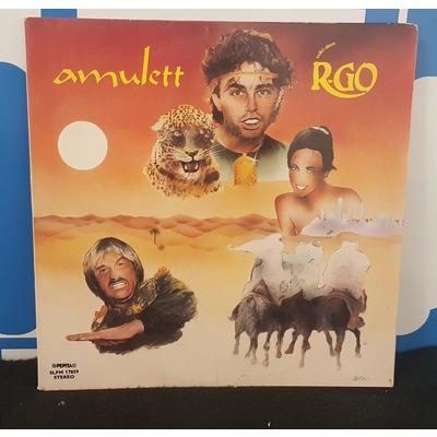 R-GO - Amulett
