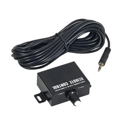 RC RTC vezetékes hangerőszabályzó a Gladen Audio RC erősítőkhöz