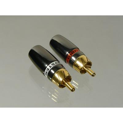 RCA kábel Gladen Audio Cinch dugó