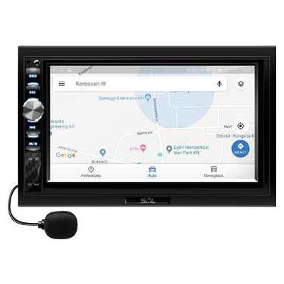 SAL VB X900 autórádió és multimédia-lejátszó