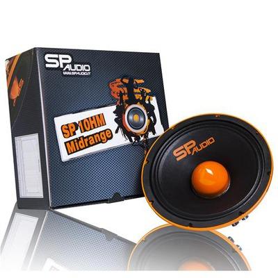 SP Audio 10HM 4 OHM Mélyközép  NEODYMIUM 25CM 500 WATT RMS