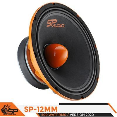 SP Audio 12MM 4 OHM Mélyközép FERRITE 30CM 500 WATT RMS