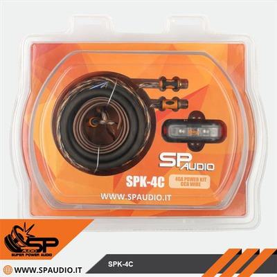 SP Audio Kábelszett 4AWG/25mm2